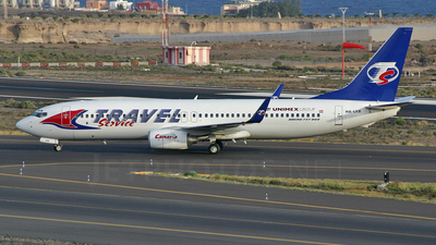 HA-LKB - Boeing 737-86Q - Travel Service Hungary