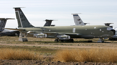 62-3532 - Boeing KC-135A Stratotanker - United States - US Air Force (USAF)