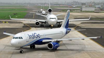 VT-IND - Airbus A320-232 - IndiGo Airlines