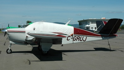 C-GRUJ - Beechcraft G35 Bonanza - Private