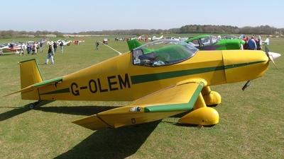 A picture of GOLEM - Jodel D18 - [PFA 16911613] - © Glyn Charles Jones