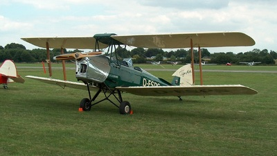 D-ESPS - De Havilland DH-82A Tiger Moth II - Private