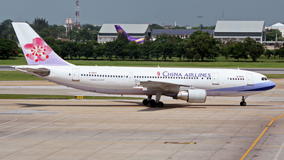 B-18503 - Airbus A300B4-622R - China Airlines