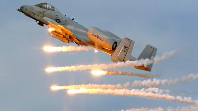 80-0269 - Fairchild A-10A Thunderbolt II - United States - US Air Force (USAF)