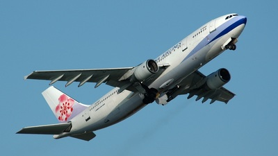 B-18551 - Airbus A300B4-622R - China Airlines
