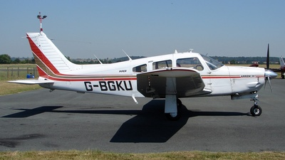 G-BGKU - Piper PA-28R-201 Arrow III - Private