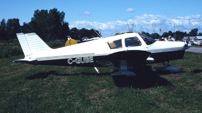 C-GUBE - Piper PA-28-140 Cherokee C - Private
