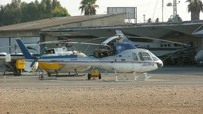 4X-BJW - Aérospatiale AS 355F2 Ecureuil 2 - Limocopter
