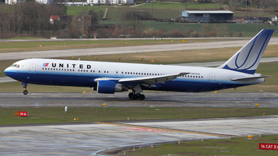 N659UA - Boeing 767-322(ER) - United Airlines