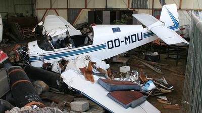 OO-MOU - Jodel DR1050 Ambassadeur - Private