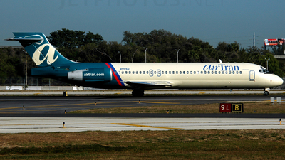 N959AT - Boeing 717-2BD - airTran Airways