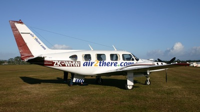 ZK-WHW - Piper PA-31-310 Navajo - Air2there
