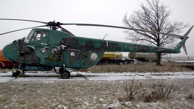 0599 - Mil Mi-4 Hound - Czechoslovakia - Air Force