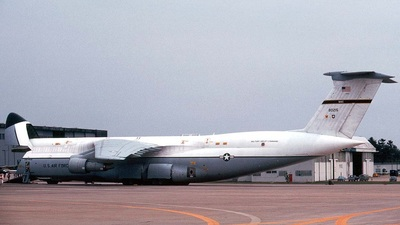 68-0215 - Lockheed C-5A Galaxy - United States - US Air Force (USAF)