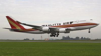 N73714 - Boeing 747-4H6(BCF) - Kalitta Air