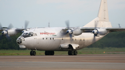 S9-DBA - Antonov An-12BP - Africawest Cargo
