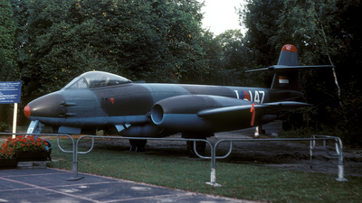 I-147 - Gloster Meteor F.8 - Netherlands - Royal Air Force