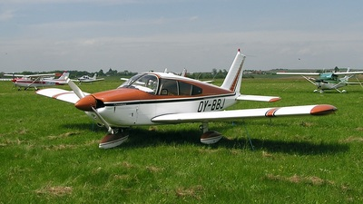OY-BBJ - Piper PA-28-180 Cherokee C - Private