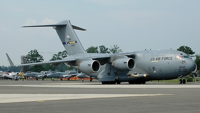 04-4132 - Boeing C-17A Globemaster III - United States - US Air Force (USAF)