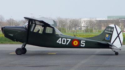 EC-DQX - Cessna L-19A Bird Dog - Fundación Infante de Orleans
