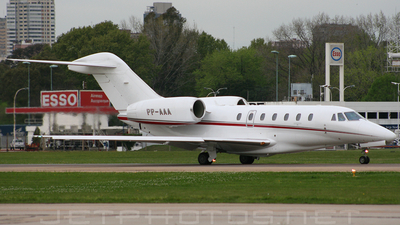 PP-AAA - Cessna 750 Citation X - Private