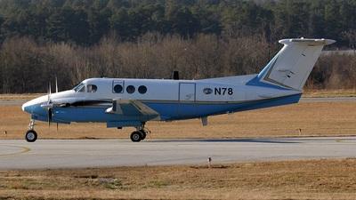 A picture of N78 - Beech 300 Super King Air -  - © PeachAir