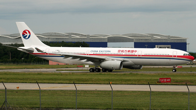 F-WWKJ - Airbus A330-343 - China Eastern Airlines