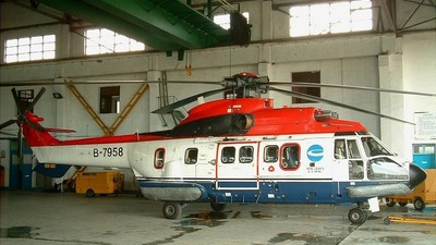 B-7958 - Eurocopter AS 332L Super Puma - China Offshore Helicopter Service Corporation (COHSC)