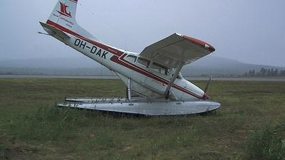 OH-DAK - Cessna A185F Skywagon - Ivalo Flying Service