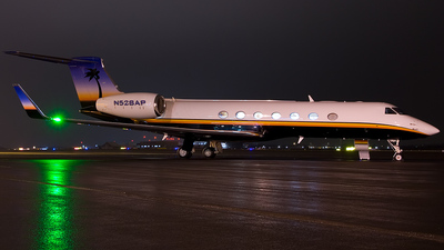 N528AP - Gulfstream G550 - Million Air