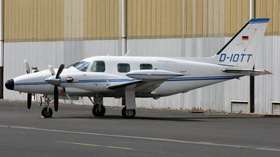 A picture of DIOTT - Piper PA31T Cheyenne II - [31T7920010] - © Jeroen Stroes