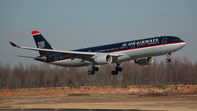 N274AY - Airbus A330-323 - US Airways