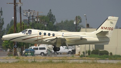 A picture of N141SG -  - [] - © Ralph Duenas - Jetwash Images