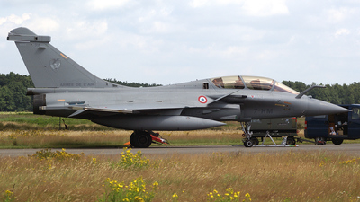 318 - Dassault Rafale B - France - Air Force