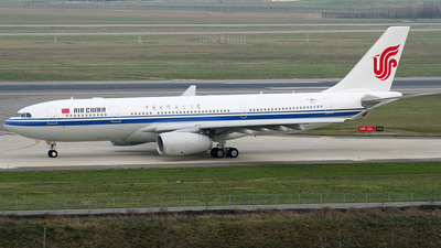 F-WWYL - Airbus A330-243 - Air China