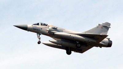 726 - Dassault Mirage 2000-9 - United Arab Emirates - Air Force