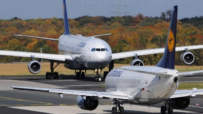 D-ABJH - Boeing 737-530 - Lufthansa