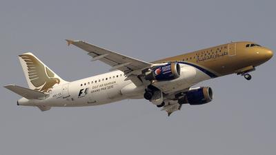 A9C-EE - Airbus A320-212 - Gulf Air
