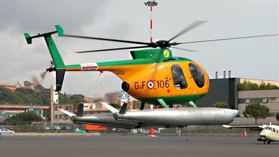MM81064 - Breda Nardi NH-500MD - Italy - Guardia di Finanza