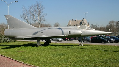 02 - Dassault Mirage 3A - France - Air Force