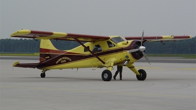 N130WA - De Havilland Canada DHC-2 Mk.I Beaver - Freebird Wilderness Tours
