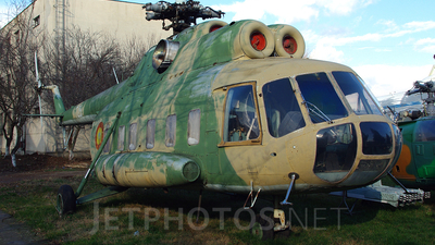 709 - Mil Mi-8PS Hip - Romania - Air Force