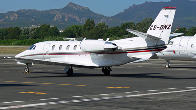 CS-DNZ - Cessna 560XL Citation Excel - NetJets Europe