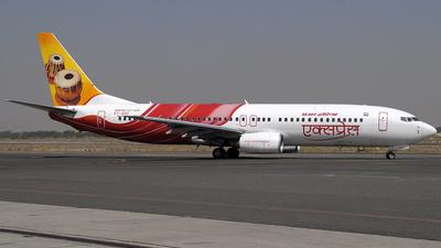 VT-AXC - Boeing 737-8BK - Air India Express
