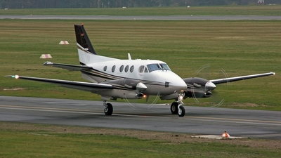 D-IXAA - Beechcraft C90GTi King Air - Private