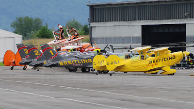 A picture of GROLL - Pitts S2A Special - [2175] - © Mirko Bleuer