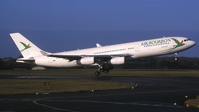 F-OITN - Airbus A340-211 - Air Bourbon