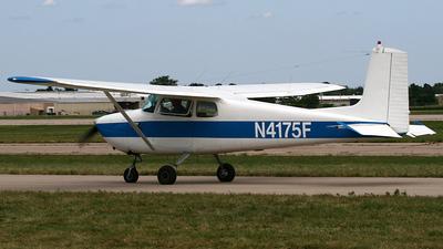 A picture of N4175F - Cessna 172 Skyhawk - [46075] - © shimon mentel