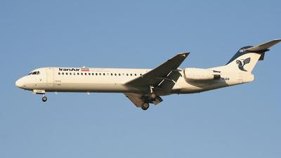 EP-IDB - Fokker 100 - Iran Air