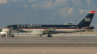 N632AU - Boeing 757-2B7 - US Airways